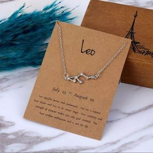 NEW!! ♌️ Leo Constellation Necklace